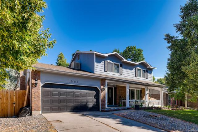 14655 E Hawaii Place, Aurora, CO 80012 (MLS #5227371) :: 8z Real Estate