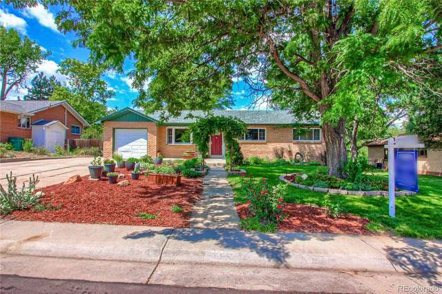 4225 Balsam Street, Wheat Ridge, CO 80033 (#5227602) :: The Heyl Group at Keller Williams