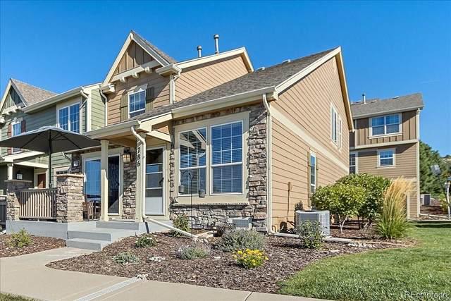 786 Stony Mesa Place, Castle Rock, CO 80108 (#5227704) :: The HomeSmiths Team - Keller Williams