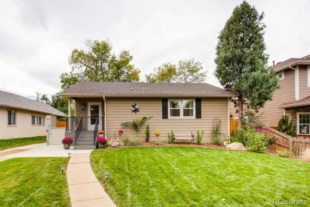 3315 S Marion Street, Englewood, CO 80113 (MLS #5227874) :: 8z Real Estate