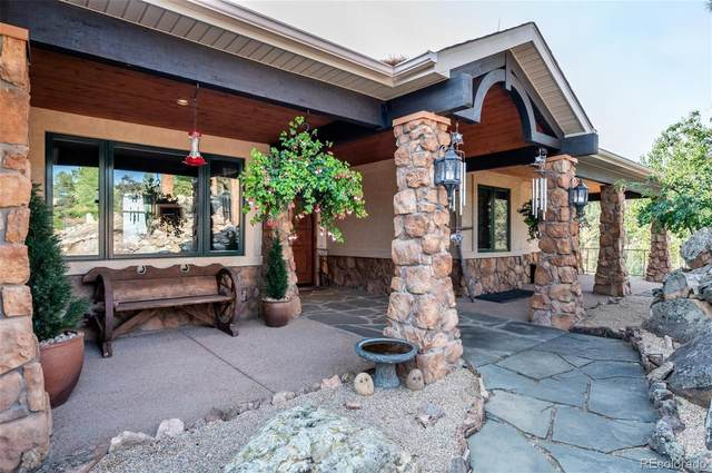13847 Gordon Court, Pine, CO 80470 (#5228168) :: The Colorado Foothills Team | Berkshire Hathaway Elevated Living Real Estate