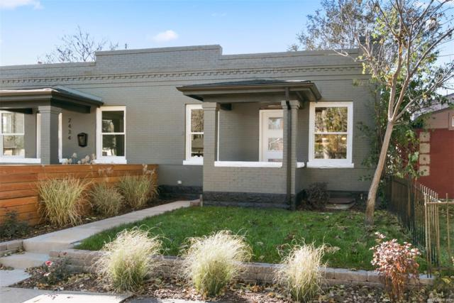 2436 W 34th Avenue, Denver, CO 80211 (#5228327) :: My Home Team