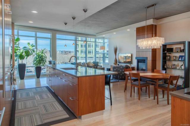 1690 Bassett Street #16, Denver, CO 80202 (#5229433) :: Sellstate Realty Pros