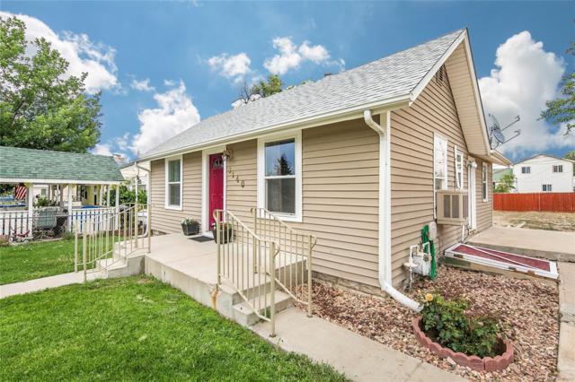 8140 Ivy Street, Commerce City, CO 80024 (#5229519) :: Bring Home Denver