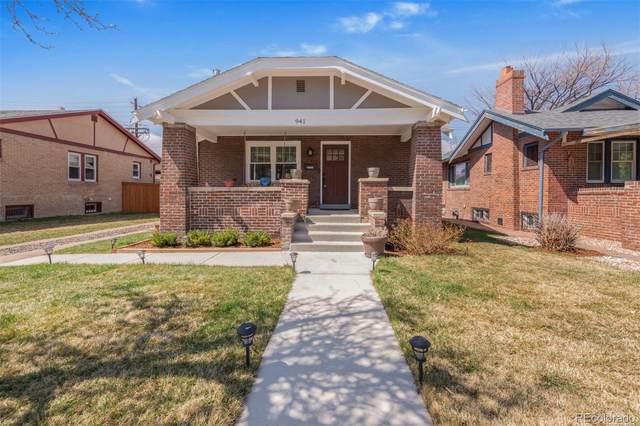 941 Harrison Street, Denver, CO 80206 (#5229680) :: Sultan Newman Group