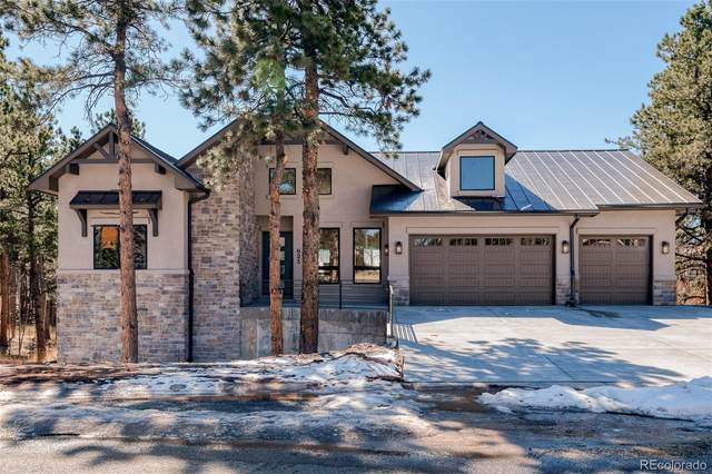 621 Skyline Drive, Woodland Park, CO 80863 (MLS #5229911) :: Neuhaus Real Estate, Inc.