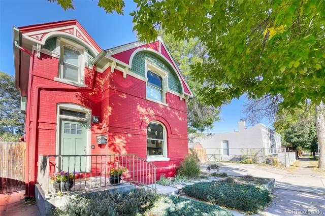2605 W Argyle Place, Denver, CO 80211 (#5230036) :: HergGroup Colorado