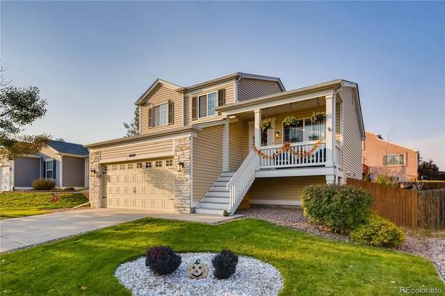 6644 Akerman Drive, Colorado Springs, CO 80923 (MLS #5230296) :: The Sam Biller Home Team