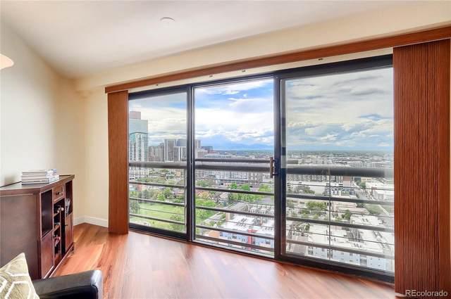 100 Park Avenue #2001, Denver, CO 80205 (#5230306) :: Bring Home Denver with Keller Williams Downtown Realty LLC