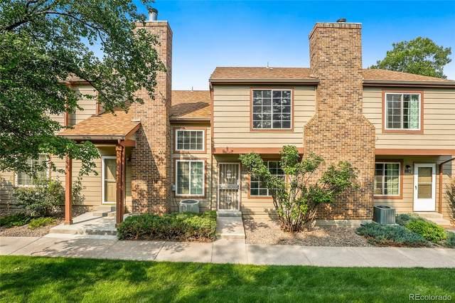 884 Summer Drive 16C, Highlands Ranch, CO 80126 (MLS #5230496) :: Find Colorado