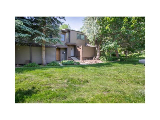 350 Arapahoe Avenue #3, Boulder, CO 80302 (#5230506) :: The Peak Properties Group