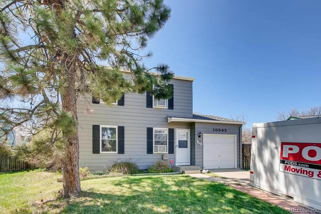 10595 W 106th Way, Westminster, CO 80021 (#5230641) :: The Brokerage Group