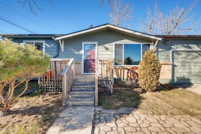 4321 Hoyt Court, Wheat Ridge, CO 80033 (#5230848) :: The Peak Properties Group