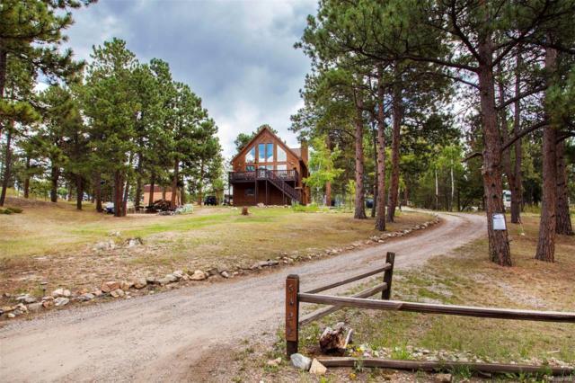 6428 Farview Lane, Evergreen, CO 80439 (MLS #5230868) :: 8z Real Estate