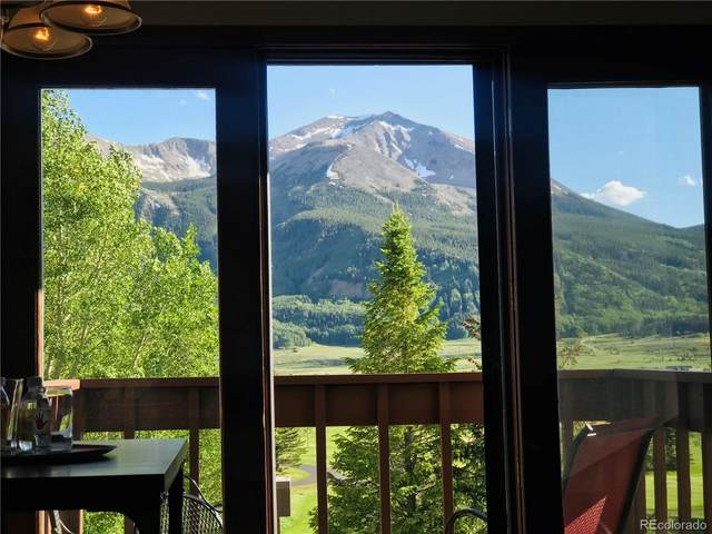 350 Country Club Drive 310A, Crested Butte, CO 81224 (#5230932) :: James Crocker Team