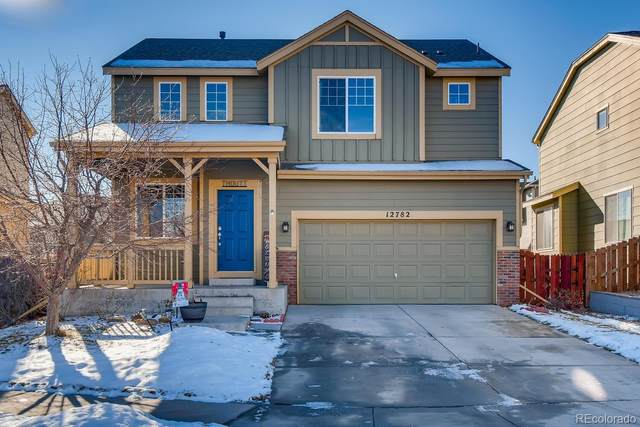 12782 E 105th Avenue, Commerce City, CO 80022 (#5231704) :: The Colorado Foothills Team | Berkshire Hathaway Elevated Living Real Estate