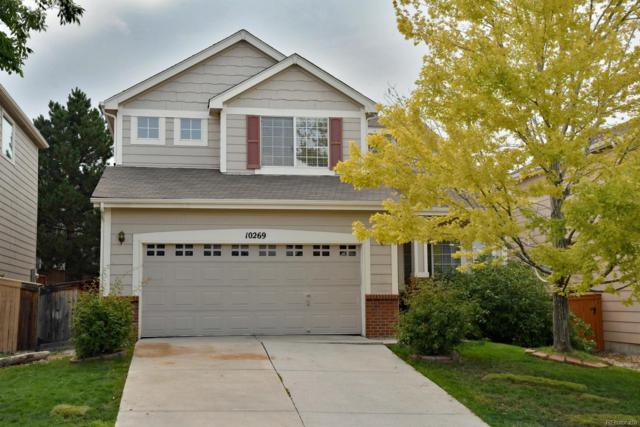 10269 Rotherwood Circle, Highlands Ranch, CO 80130 (#5231705) :: The City and Mountains Group