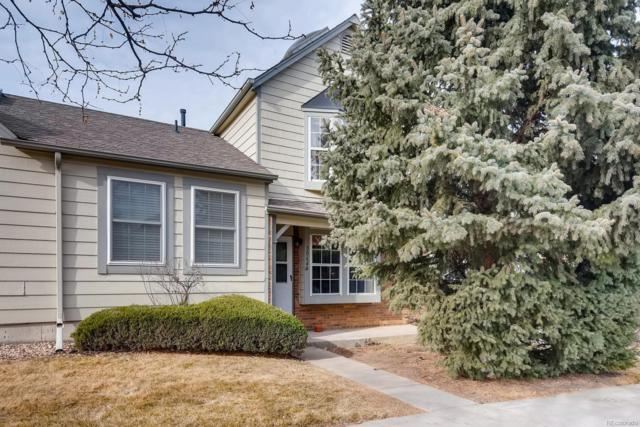 3064 W 107th Place B, Westminster, CO 80031 (#5232378) :: The Galo Garrido Group