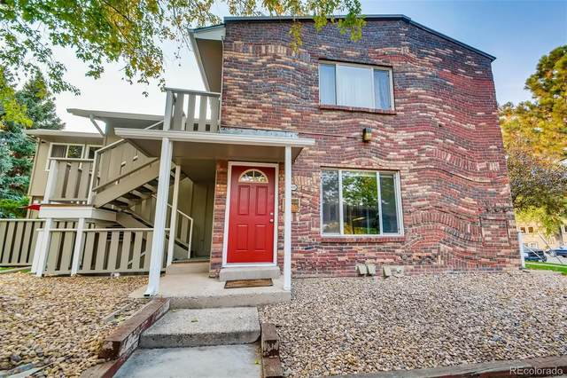 857 S Van Gordon Court A108, Lakewood, CO 80228 (#5232837) :: Bring Home Denver with Keller Williams Downtown Realty LLC