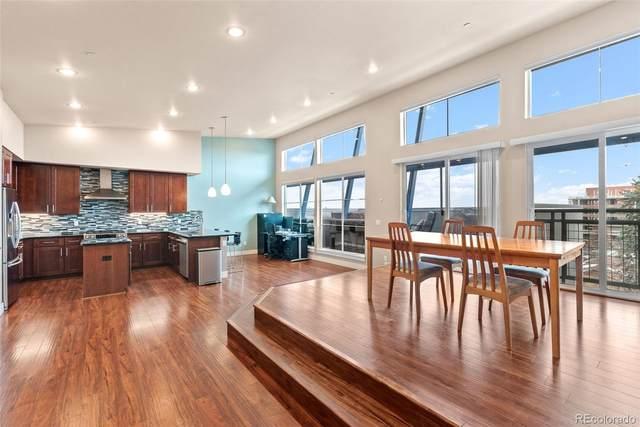 1488 Madison Street #509, Denver, CO 80206 (#5233071) :: Wisdom Real Estate