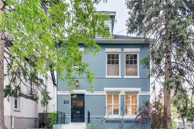 1279 Vine Street, Denver, CO 80206 (#5233465) :: Wisdom Real Estate