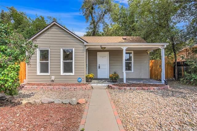 26 E Mill Street, Colorado Springs, CO 80903 (#5233705) :: Relevate | Denver
