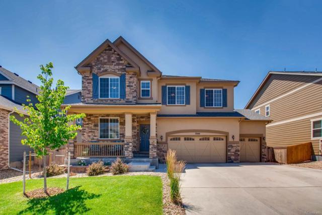 3044 E 143rd Drive, Thornton, CO 80602 (#5233793) :: House Hunters Colorado