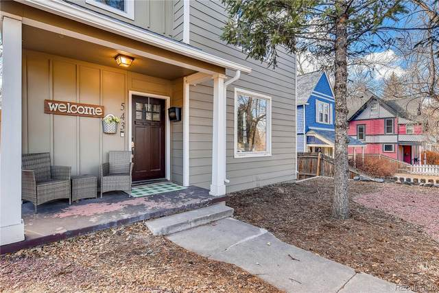 543 E Platte Avenue, Colorado Springs, CO 80903 (#5234027) :: Venterra Real Estate LLC