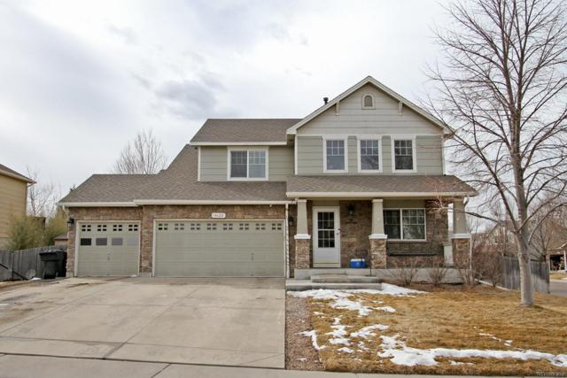 14622 Gaylord Street, Thornton, CO 80602 (MLS #5234156) :: Kittle Real Estate