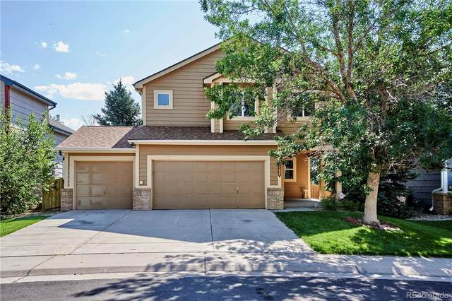 11220 Gilcrest Street, Parker, CO 80134 (MLS #5234271) :: 8z Real Estate