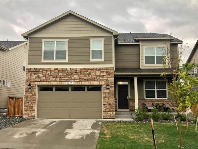 1205 W 170th Place, Broomfield, CO 80023 (#5234355) :: The Dixon Group