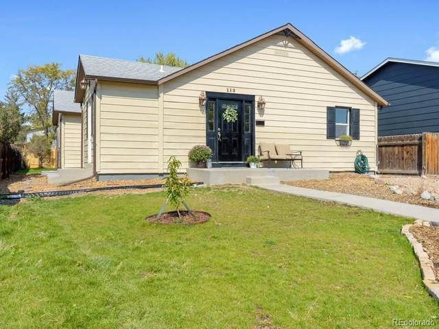 119 6th Street, Fort Lupton, CO 80621 (#5234374) :: The DeGrood Team