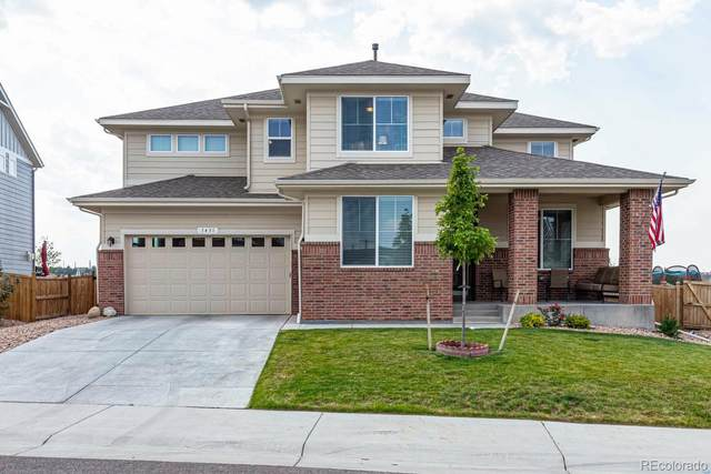 1431 Sidewinder Circle, Castle Rock, CO 80108 (MLS #5234463) :: Neuhaus Real Estate, Inc.