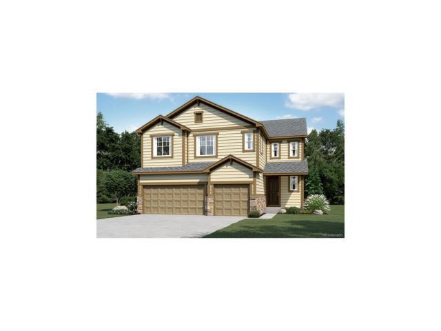 6455 Amur Court, Castle Rock, CO 80108 (MLS #5234591) :: 8z Real Estate