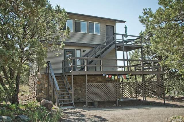 128 Skyview Way, Crestone, CO 81131 (#5234680) :: THE SIMPLE LIFE, Brokered by eXp Realty