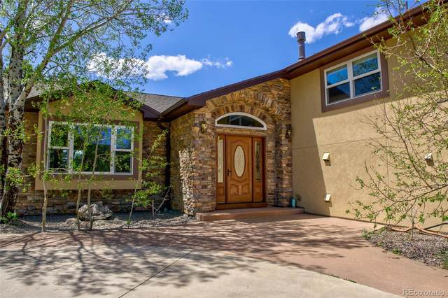 5033 Crawford Gulch Road, Golden, CO 80403 (#5234865) :: Real Estate Professionals