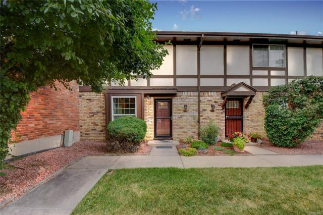 3825 S Monaco Parkway #143, Denver, CO 80237 (#5234975) :: RazrGroup