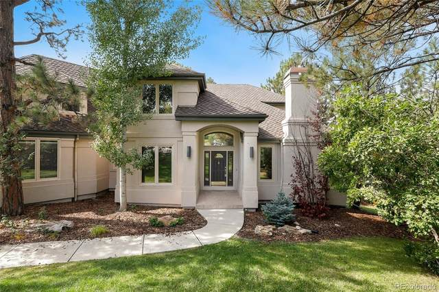 876 Wolverine Court, Castle Rock, CO 80108 (#5234983) :: The DeGrood Team