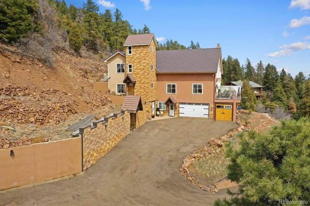 13776 Woodmoor West Drive, Larkspur, CO 80118 (#5235053) :: Re/Max Structure