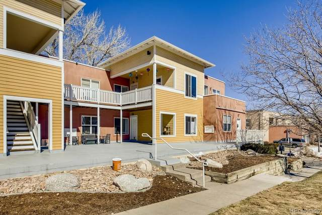 2610 Iris Avenue #201, Boulder, CO 80304 (#5235110) :: James Crocker Team