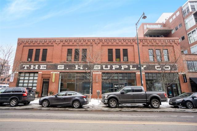 1732 Wazee Street #204, Denver, CO 80202 (MLS #5235258) :: Bliss Realty Group