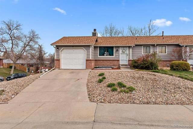 561 W Crestline Circle 9D1, Littleton, CO 80120 (MLS #5235314) :: 8z Real Estate