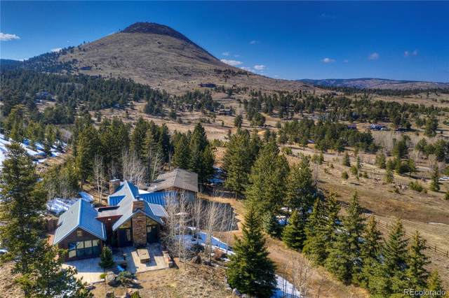 4211 Sugarloaf Road, Boulder, CO 80302 (MLS #5235513) :: 8z Real Estate