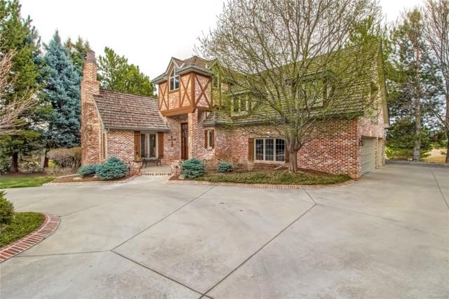 33 Glenmoor Drive, Cherry Hills Village, CO 80113 (#5236135) :: The City and Mountains Group