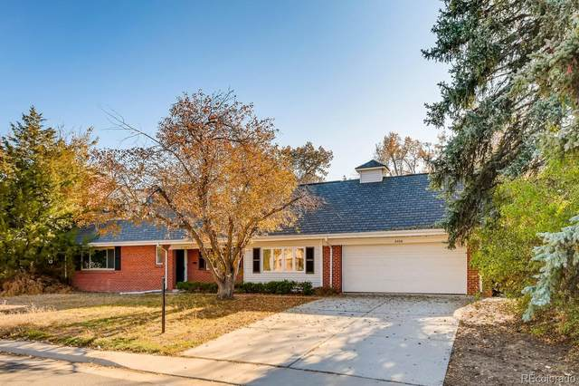 2408 S Fairfax Drive, Denver, CO 80222 (#5236445) :: Chateaux Realty Group
