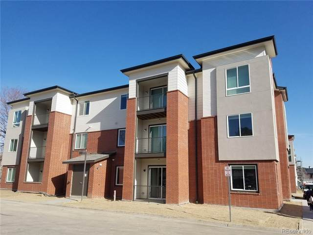 14301 E Tennessee Avenue #209, Aurora, CO 80012 (#5236618) :: HomeSmart Realty Group