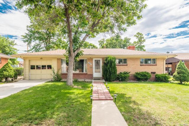 8610 Crescent Drive, Westminster, CO 80031 (#5236714) :: The Peak Properties Group