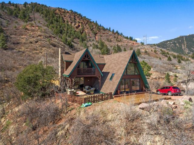 913 Chipeta Road, Manitou Springs, CO 80829 (#5236715) :: The Dixon Group