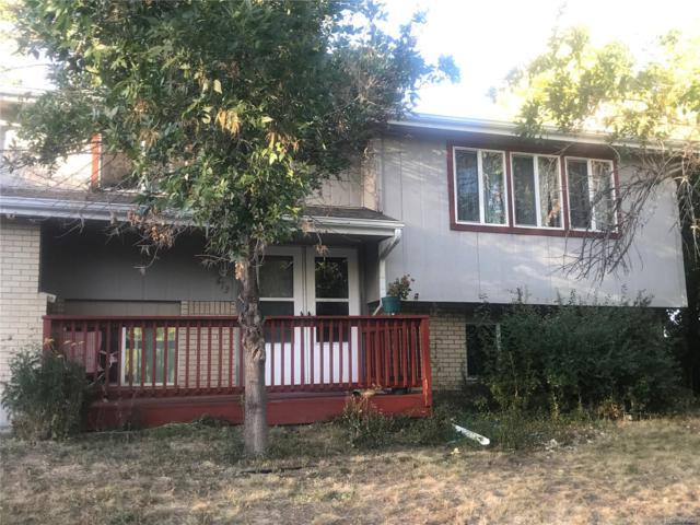 673 Omega Lane, Littleton, CO 80124 (#5236762) :: The Griffith Home Team