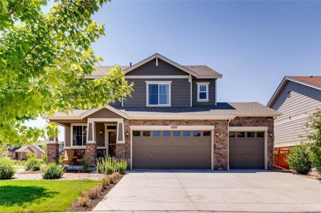 6283 N Ensenada Court, Aurora, CO 80019 (#5236992) :: The Tamborra Team